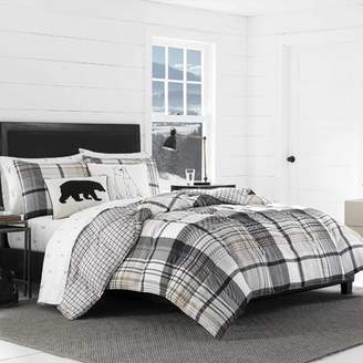 Eddie Bauer Normandy Plaid Comforter Set