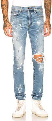 Amiri Artist Broken Jean