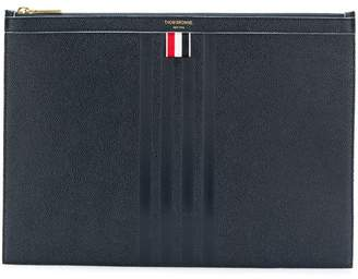Thom Browne 4-Bar Stained Medium Document Holder