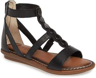 Hush Puppies R) Olive Gladiator Sandal