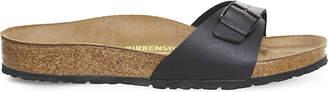 Birkenstock Madrid 1 bar faux-leather sandals