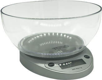 Todo Silver 5kg Electric Kitchen Scale