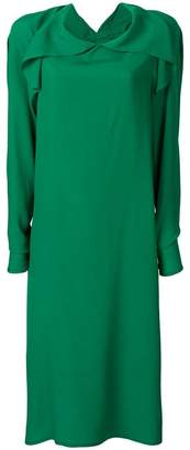Marni long sleeved dress