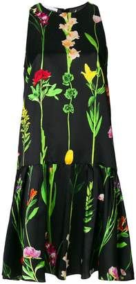 Moschino floral print dress