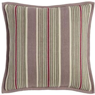"Ralph Lauren Home Northward Stripe Pillow, 18""Sq."