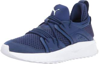Puma Boy's Tsugi Blaze Jr Sneakers, Blue Depths/Blue Depths