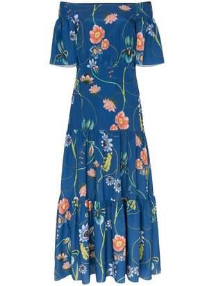 Borgo de Nor Emilia Off-the-Shoulder Maxi Dress