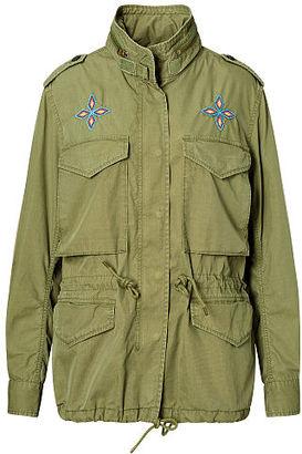 Ralph Lauren Denim & Supply Cotton-Blend Field Jacket $198 thestylecure.com