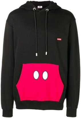 Gcds GCDS x Disney Mickey Mouse detail hoodie
