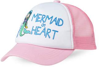 Marcus Collection Adler (Girls 4-6x) Mermaid Trucker Hat