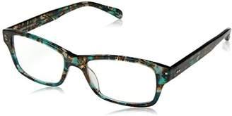 Corinne McCormack Women's Jess Square Reading Glasses