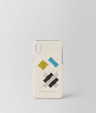 Bottega Veneta MIST INTRECCIATO ABSTRACT PHONE CASE