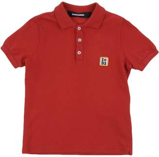 DSQUARED2 Polo shirts - Item 37975717FS