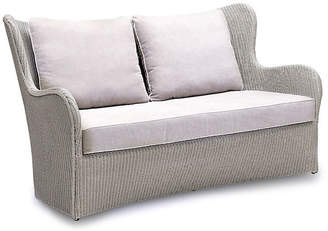 Janus et Cie Butterfly Loveseat - Snow/White