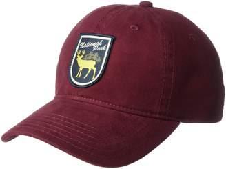 Concept One Men's National Park Deer Camp Patch Baseball Cap