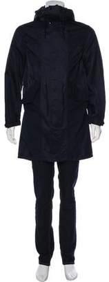 Givenchy Fishtail Parka Jacket