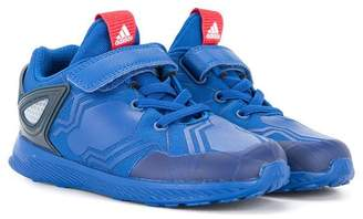 adidas Kids touch strap sneakers