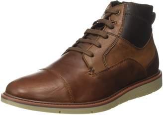 Geox Men's U UVET D Ankle Boots