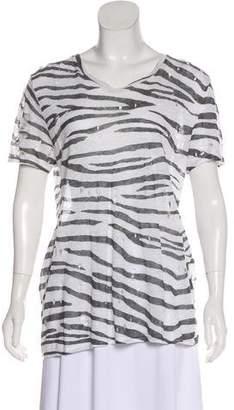IRO Casual Short Sleeve Top