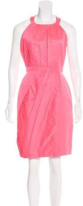 Martin Grant Sleeveless Sheath Dress
