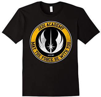 Star Wars Jedi Academy Gold Emblem Graphic T-Shirt