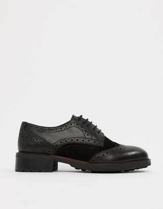 Dune Eva Leather Lace Up Brogues