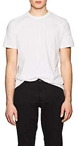 Theory Men's Cosmos Essential Cotton T-Shirt-White