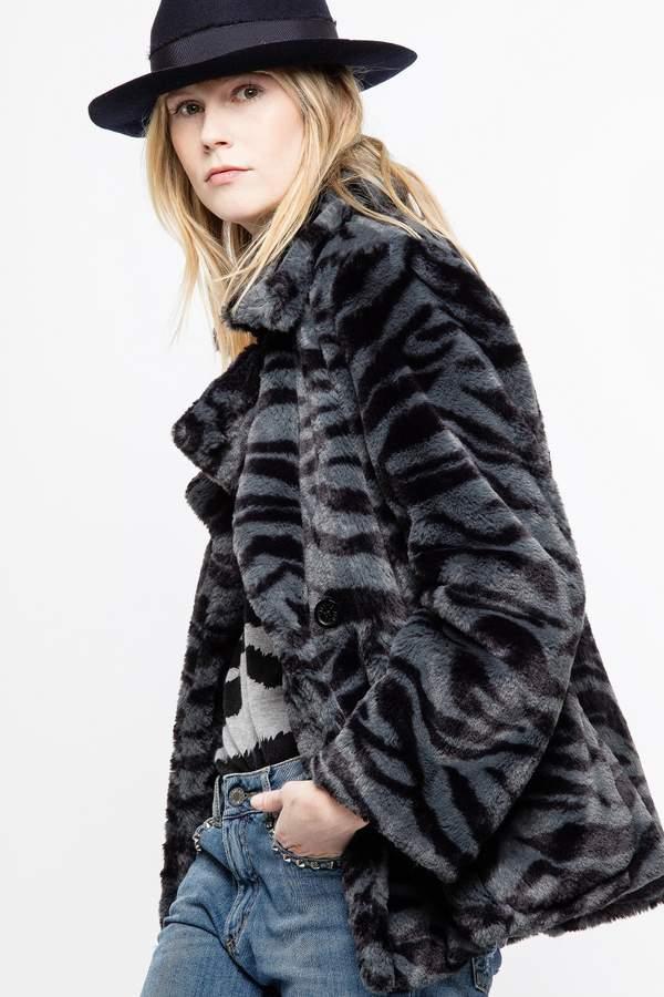 Miles Tiger Coat