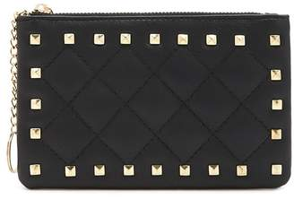 Forever 21 Pyramid Studded Coin Purse