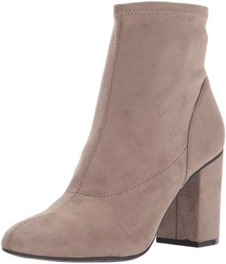 Kenneth Cole Reaction Women's Time for Fun Sock Shaft High Heel Mi Ankle Bootie