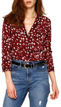 Heartloom Benny Print Top