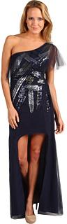 BCBGMAXAZRIA Evening Dress w/Train