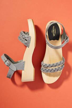 Swedish Hasbeens Tanja Debutant Clog Sandals