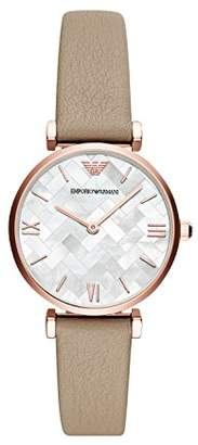Emporio Armani Women's 'Dress' Quartz Stainless Steel Casual Watch