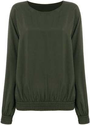 MM6 MAISON MARGIELA balloon sleeve sweatshirt