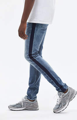 PacSun Skinny Side Stripe Medium Jeans