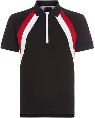 Givenchy Stripe Polo Top