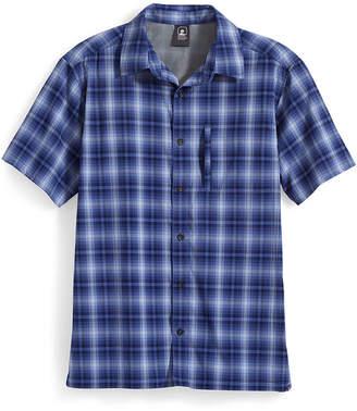 Eastern Mountain Sports Ems Men's Journey Plaid Short-Sleeve Shirt