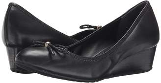 Cole Haan Tali Grand Lace Wedge 40 Women's Slip on Shoes