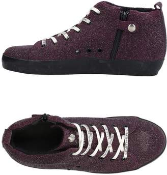 Leather Crown High-tops & sneakers - Item 11436552