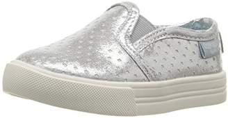 Osh Kosh Girls' Edie Casual Slip-on Sneaker