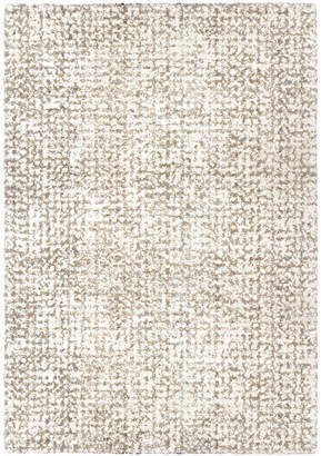 """Orian Rugs Cotton Tail Ditto White 7'10"""" x 10'10"""" Area Rug"""