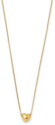 Girl's Kardee Jewelry Heart Pendant Necklace $169.99 thestylecure.com