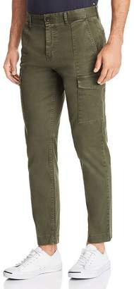 BOSS Sedos Cropped Skinny Fit Cargo Pants
