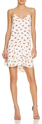 Cooper & Ella Watermelon Print Tank Dress $250 thestylecure.com