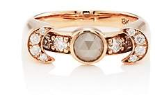 Pamela Love Fine Jewelry Women's Luna Ring-Rose Gold