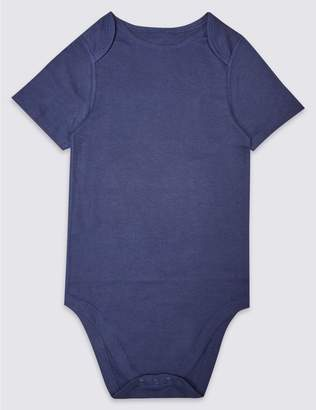 Marks and Spencer Pure Cotton Bodysuit (3-16 Years)