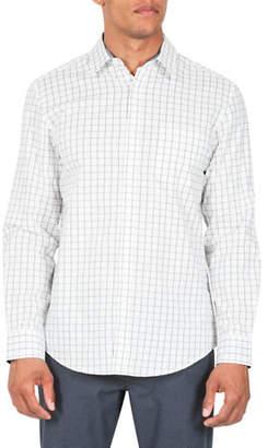 Haggar HERITAGE Windowpane Sport Shirt