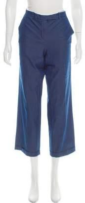 Loro Piana Wide-Leg Cuffed Pants