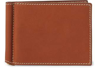Ralph Lauren Calfskin Money Clip Card Case